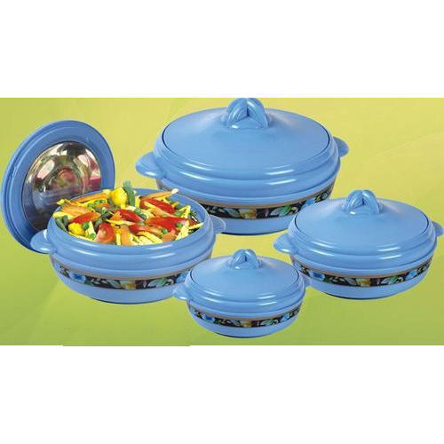 Crescent Hot Pot 4 Piece Casserole