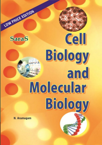 Cell And Molecular Biology Book