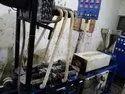 Plastic Single Walled Corrugated Pipe Machine