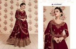 Aashirwad Creation Rivaana Fancy Gown