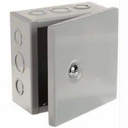 Mild Steel Square Control Panel Box
