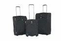 Plain Pvc Coated Luggage Bag Fabric
