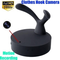 Full Hd 1080p Clothes Hanger Hook Spy Camera