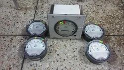 Aerosense Model ASG-120 Differential Pressure Gauge Range 0-120 Inch WC