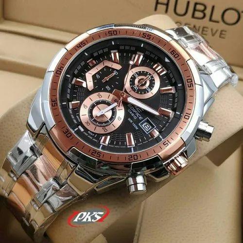 Casual Digital Casio Edifice Watch Rs 4500 Unit India Bazar Id