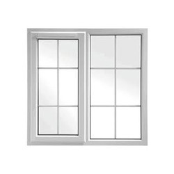 UPVC Double Glazing Window
