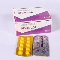 Ofloxacin 200 Tablets