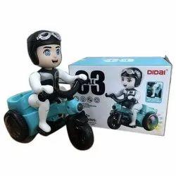 Plastic Motorcycle Toy