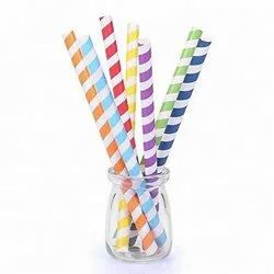 SMD Disposable Printed Paper Straw