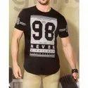 Tetra Clothing Half Mens Printed T Shirt