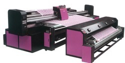 Spray Digital Printing Machine for Embroidery Fabrics