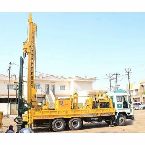 Bore Well Drilling Machine Manufacturer from Rajkot