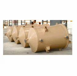 PP, FRP, PVC Reaction Vessels