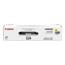 Canon 329 Yellow Toner Cartridge