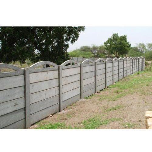 Compound Wall - Precast Concrete Compound Wall Wholesaler