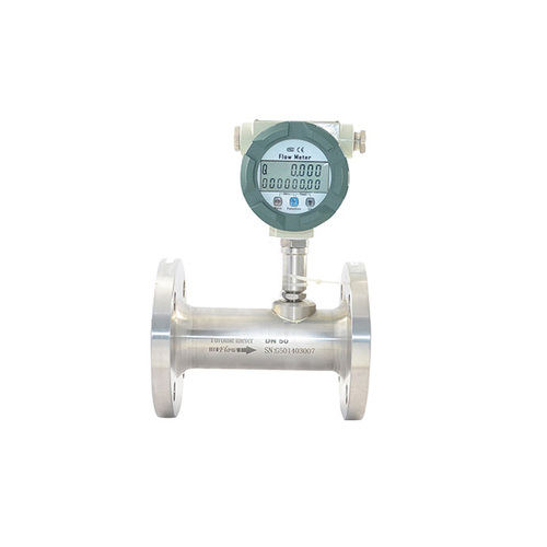 Gas Turbine Flow Meter - View Specifications & Details of