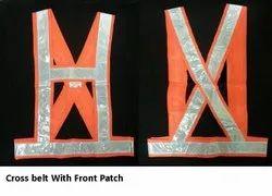 Cross Belt Reflective Jacket