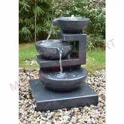 Black Bowl Fountain