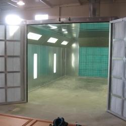 Painting Spray Booth