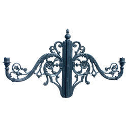 DBR-007 Cast Iron Street Lamp Bracket