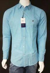 Plain , Printed Casual & Semi-Formal Mens Shirts