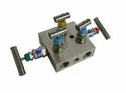 Stainless Steel Five Way Manifold Valve (R Type)
