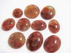 Strawberry Quartz Healing Stone Cabochons