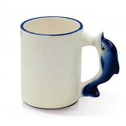 Dolphin 11oz Animal Mug