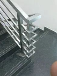 Square Baluster Handrail