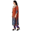 Digital Print Pakistani Salwar Suit