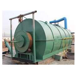 Waste Cloth Pyrolysis Plant
