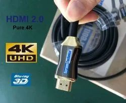 Screen Technics - HDMI Cable 15  Meter - Ultra High-Speed Full HD 3D Supports