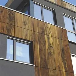 Wooden Cladding - Wood Cladding Latest Price, Manufacturers & Suppliers