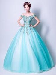 Ladies Ball Gown
