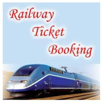 train ticket booking agent near me