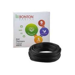 Color: Black Bonton Electrical HRFR / FRLS Wires