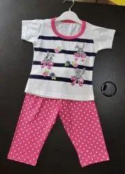 Custom Printed Kids Pyjama