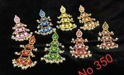 Traditional Wear MEenakari  Earring