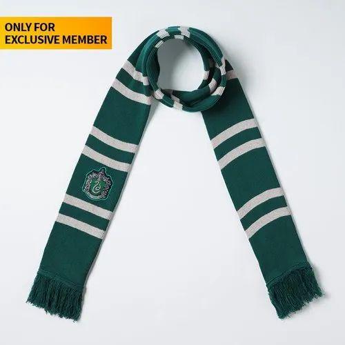 Harry Potter Slytherin Sigil Printed Scarves