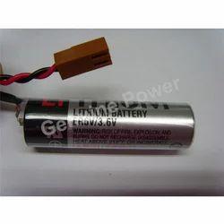 ER 6C/3.6V Battery (Brown Connector)