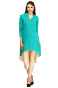 Cottinfab Women''s Ethnic Kurti