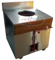 LPG Operate Tandoor, Model Number/Name: Ab-653, For Commercial