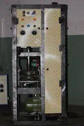 Fully Automatic Single Die Thali Dona Machine