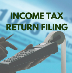 Income Tax Filing, Income Tax Return Filing in Chandigarh