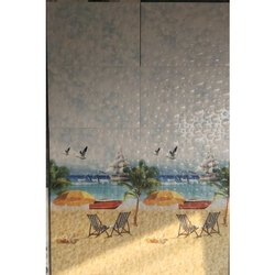 Gloss Printed Ceramic Wall Tiles, Thickness: 5-10 mm, Size: 30  * 60 (cm)