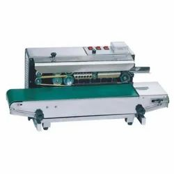 Continuous Band Sealer Packing Machine