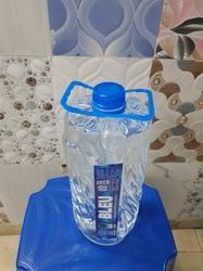 Bleu PET 5L Packaged Drinking Water, Packaging Type: Bottles