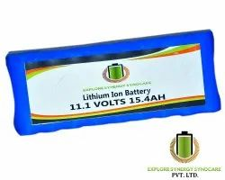 Lithium Ion Battery 11.1V 15.4Ah, 2 Years Warranty