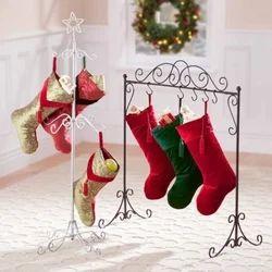 Christmas Stocking Hanger.Stocking Holder Stand