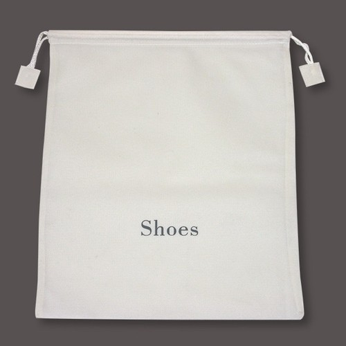 White Non-Woven Fabric Shoes Bags, Rs